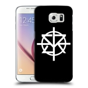 Official Wwe Seth Rollins Mono Logo Hard Back Case For Samsung Galaxy S6 (9_AD_1D919)