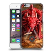 Official Anne Stokes Dragons Lair Hard Back Case For Apple Iphone 6 / 6S (9_F_190E5)