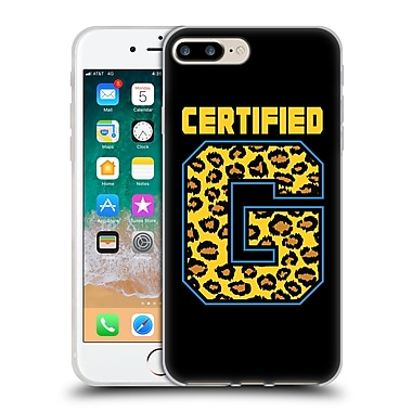 Official WWE Enzo And Big Cass Certified G Soft Gel Case For Apple Iphone 7 Plus / 8 Plus (C_1FA_1D930)