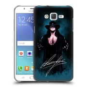 Official WWE The Undertaker Deadman Signature Hard Back Case For Samsung Galaxy J7 (9_D6_1E2A0)