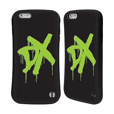 Official WWE D-Generation X Dx Hybrid Case For Apple Iphone 6 Plus / 6S Plus (A_10_1E9B4)