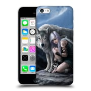 Official Anne Stokes Wolves Protector Hard Back Case For Apple Iphone 5C (9_E_18FE3)