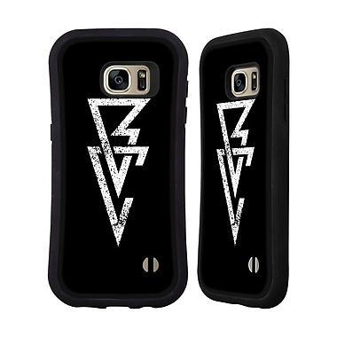 Official WWE Finn Balor Logo Hybrid Case For Samsung Galaxy S7 Edge (A_1BA_1E843)