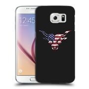 Official Wwe The Rock American Pride Brahma Bull Hard Back Case For Samsung Galaxy S6 (9_AD_1D93F)