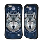 Official Anne Stokes Wolves Lunar Hybrid Case For Apple Iphone 6 / 6S (A_F_18FE4)