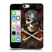 Official Anne Stokes Skull Pirate Hard Back Case For Apple Iphone 5C (9_E_1EA0B)