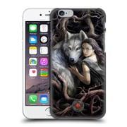 Official Anne Stokes Wolves 2 Soul Bond Hard Back Case For Apple Iphone 6 / 6S (9_F_1EBC6)