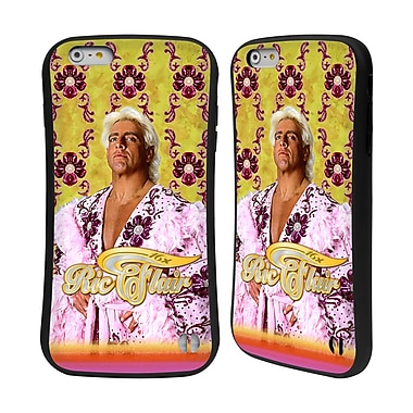 Official WWE Ric Flair Pink Robe Hybrid Case For Apple Iphone 6 Plus / 6S Plus (A_10_1E28D)
