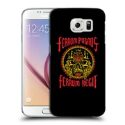 Official Wwe Triple H Iron Fist, Iron Rule Hard Back Case For Samsung Galaxy S6 (9_AD_1E2A2)