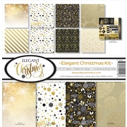 "Reminisce Elegant Christmas Collection Kit, 12"" x 12"" (EC200)"