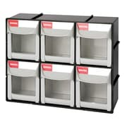 Shuter Parts 6 Bin Storage Flip Out (1010018)