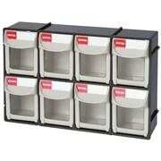 Shuter Parts Storage Flip Out Bin 8 (1010017)