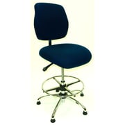 ShopSol ESD Chair High, Deluxe Blue (1010443)