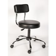 ShopSol Lab Chair with Round seat and Backrest (3010012)