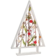 "Darice Framed Tree W/Christmas Branches, 13"" (30029289)"