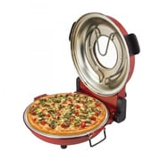 Kalorik High Heat Stone Pizza Oven, Red (PZM 43618 R)