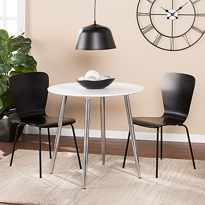 Southern Enterprises Marden Multifunctional Round Dining/Game Table,