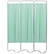 Omnimed Privacy Screen with 3 Green Panels (153053-15)
