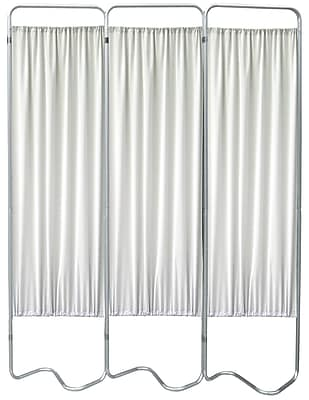 Omnimed Privacy Screen with 3 Frost Panels (153053-45)