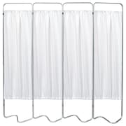 Omnimed Privacy Screen with 4 White Panels (153053-10)