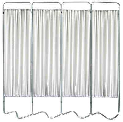 Omnimed Privacy Screen with 3 Frost Panels (153054-45)