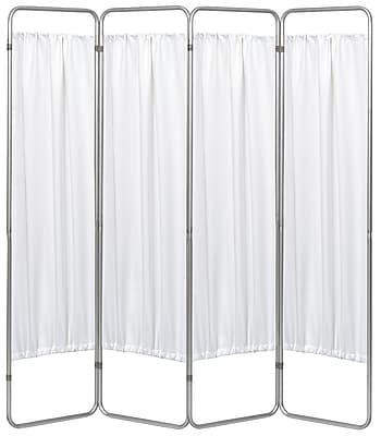 Omnimed Premium Privacy Screen with 4 White Panels (153094-10)