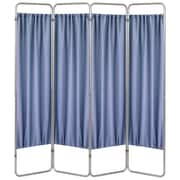 Omnimed Premium Privacy Screen with 4 Norway Panels (153094-35)