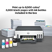 HP Smart Tank 7001 Wireless All-in-One Cartridge-free Ink Tank Inkjet Printer, Up to 2 Years of Ink Included (28B49A)