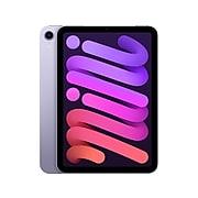 """Apple iPad mini 8.3"""" Tablet, 6th Gen, 64GB, Wi-Fi + Cellular, Purple (MK8E3LL/A)"""