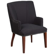 Flash Furniture Fabric Side Chair Black(CH162930BKFAB)