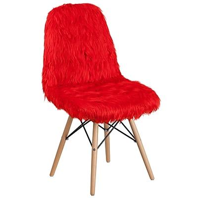 Flash Furniture Shaggy Chair(DL4)