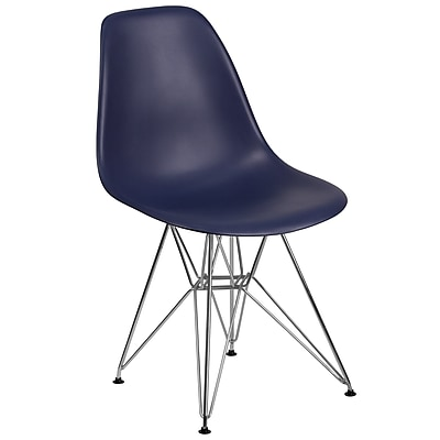 Flash Furniture Plastic Chair 2 (2FH130CPP1NY)