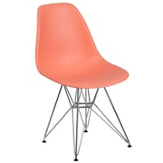 Flash Furniture Plastic Chair(FH130CPP1PE)