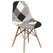 Flash Furniture Turin Fabric Chair Wood (2FH130DCV1PK4)