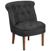 Flash Furniture Fabric Tufted Chair Gray(QYA01BK)