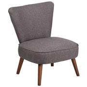 Flash Furniture Fabric Retro Chair Gray(QYA02GY)
