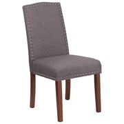 Flash Furniture Fabric Parsons Chair Gray(QYA139349GY)