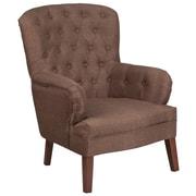 Flash Furniture Fabric Arm Chair Brown(QYB60BN)