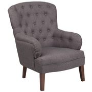 Flash Furniture Fabric Arm Chair Gray(QYB60GY)