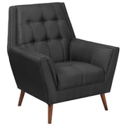 Flash Furniture Fabric Arm Chair Black(QYB62BK)