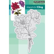 """Penny Black Full Of Glee Cling Stamps, 3.1"""" x 4.8"""" (PB40509)"""