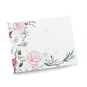 Hortense B. Hewitt Ethereal Floral Guest Book (55134ST)