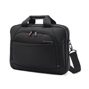 Samsonite Pro 4 DLX Slim Brief Black Ballistic Nylon (73865-1041)