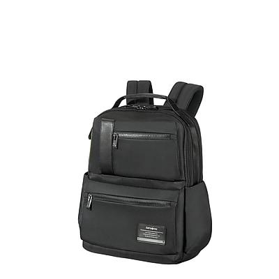 Samsonite Open Road Laptop Backpack Jet Black Nylon/Poly Mix (77707-1465)