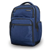 Samsonite Modern Utility Double Shot Backpack, Vintage Navy, Ripstop Polyester (89574-0661)