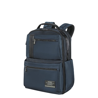 Samsonite Open Road Weekender Backpack Space Blue Nylon/Poly Mix (77711-1820)