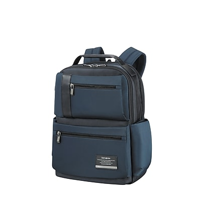 Samsonite Open Road Laptop Backpack Space Blue Nylon/Poly Mix (77709-1820)