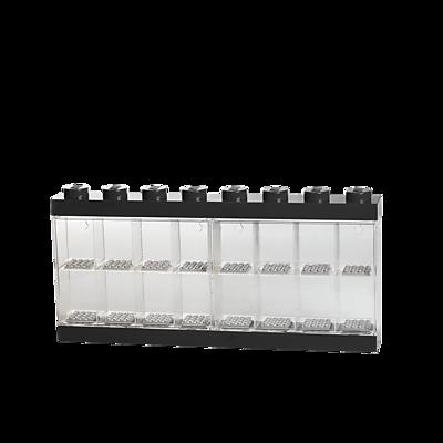 LEGO Minifigure Display Case 16 Black (40660603)