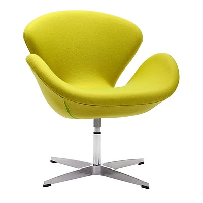 Zuo Pori Polyblend Occasional Chair Pistachio Green 500312