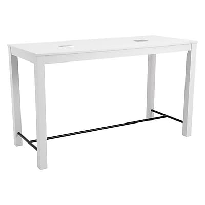 Zuo Odin Bar Table White (100618)